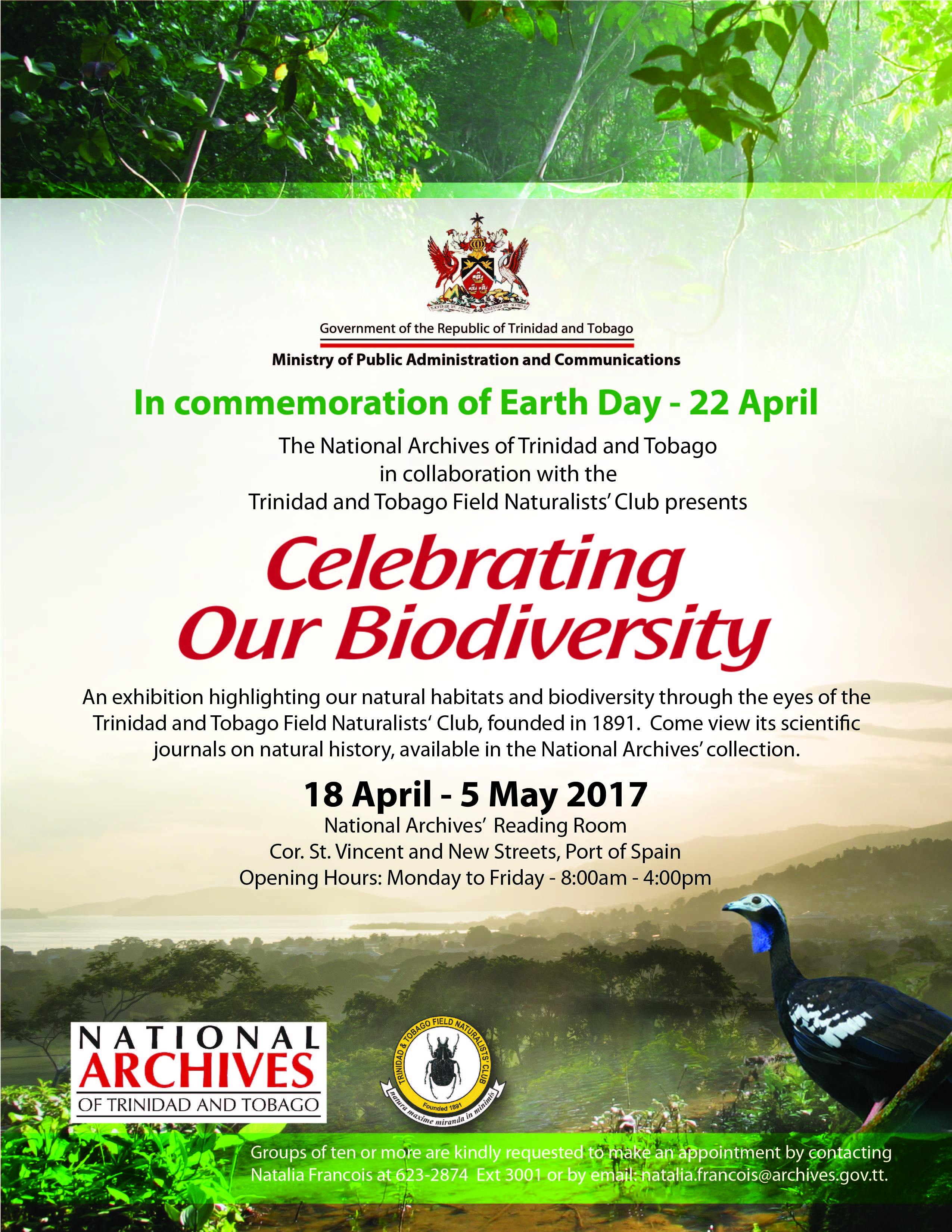 Earth Day Exhibition 2017