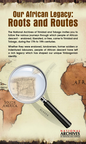 Our African Legacy Roots and Routes