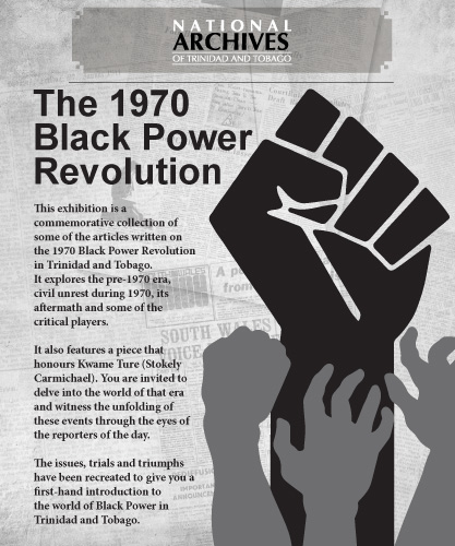 1970 Black Power Revolution