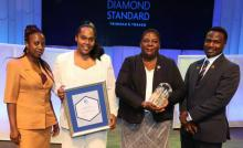 NATT Diamond Standard Award